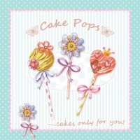 Lunch Servietten Cake Pops