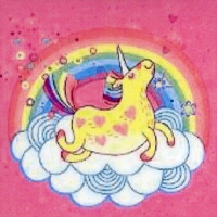 Lunch Servietten Unicorn pink