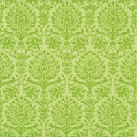 Servietten 33x33 cm - Fine Damask green