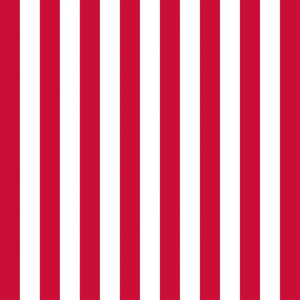 Lunch Servietten STRIPES RED
