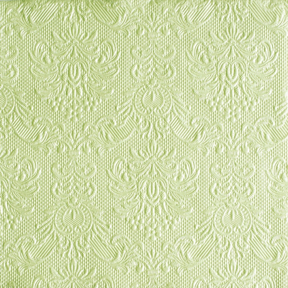 Lunch Servietten Elegance Pearl Green