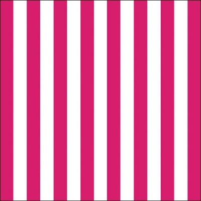 Lunch Servietten Stripes magenta