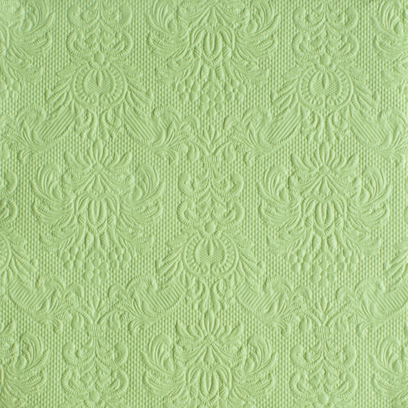 Lunch Servietten ELEGANCE PALE GREEN