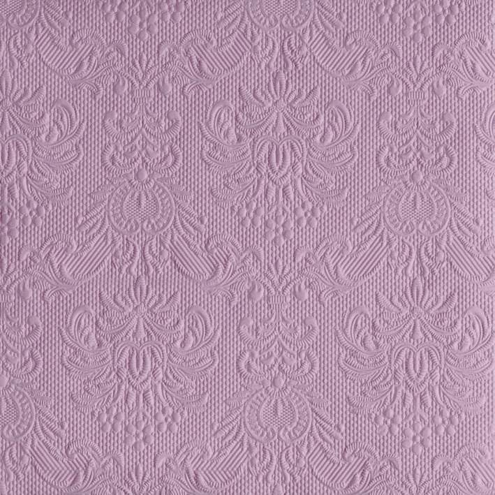 Dinner Servietten Elegance Pale Lilac