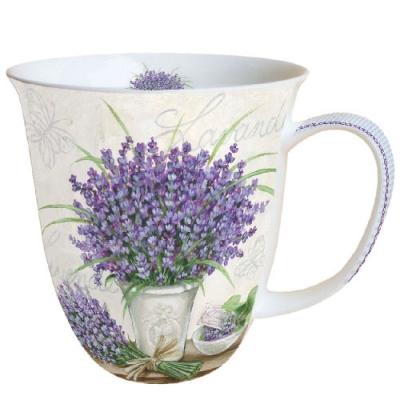 Porzellan,  Lavendel