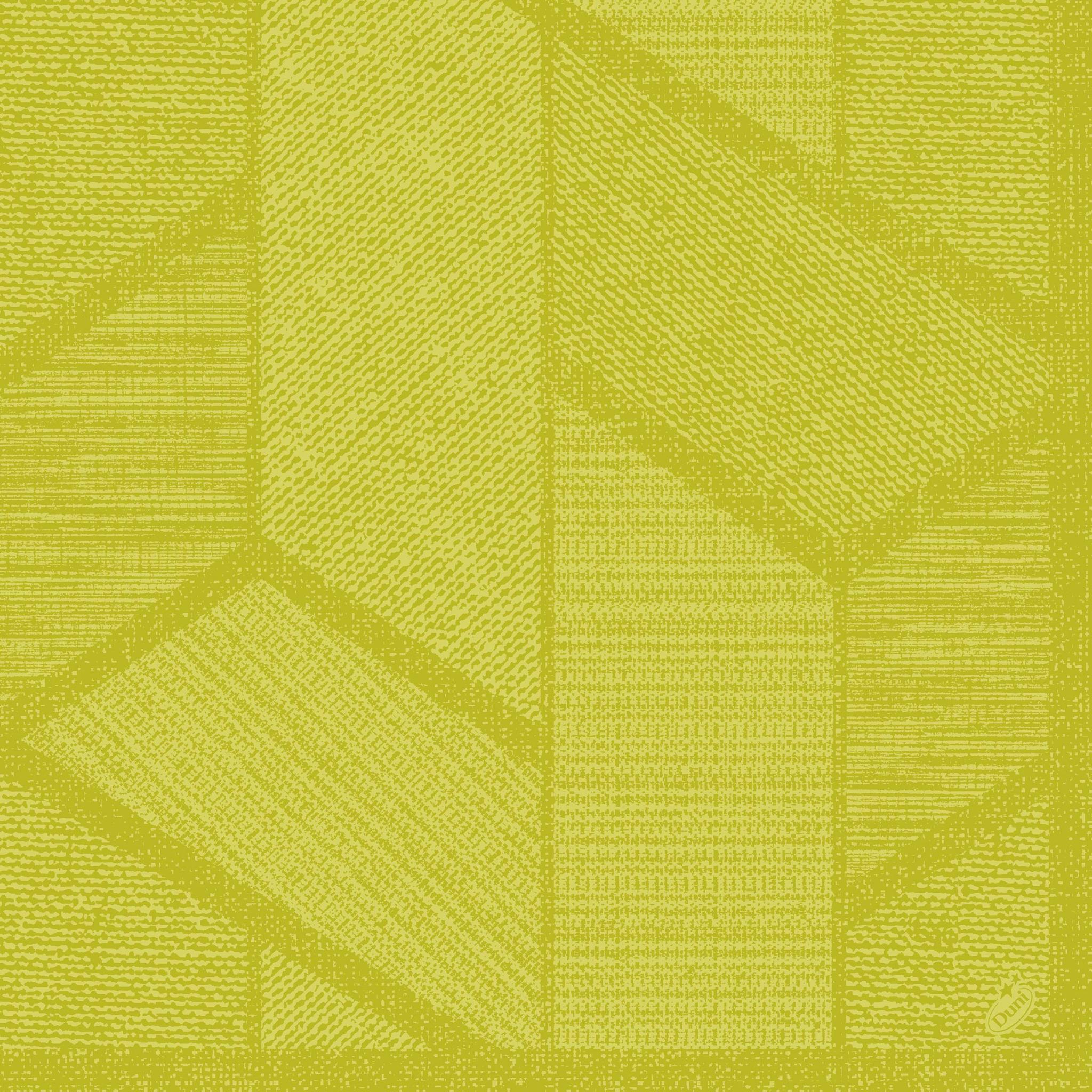 Dunisoft napkins 40x40 cm - Elwin kiwi