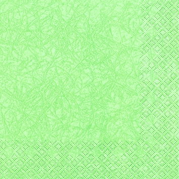 Cocktail Servietten Modern Colours pastel green