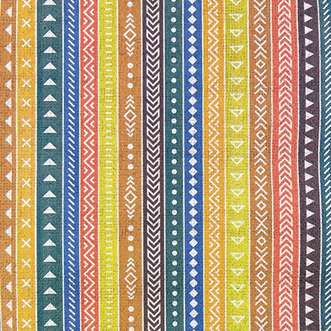 Servietten 33x33 cm - Ethno Stripes