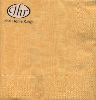 IHR Ideal Home Range,   Einfarbige Servietten,  lunchservietten