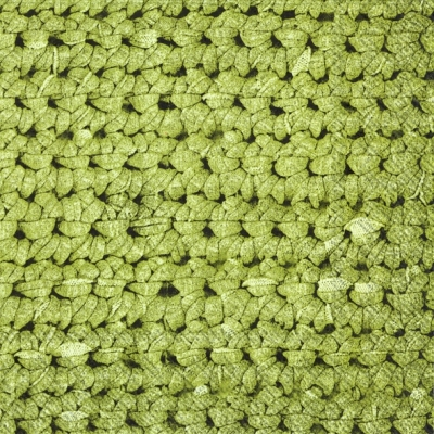 Lunch Servietten CROCHET light green