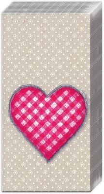 IHR Ideal Home Range,  Sonstiges,  Everyday,  bedruckte papiertaschentücher,  Herz,  Punkte