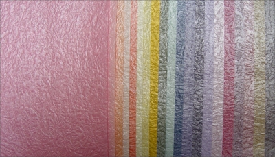 Silvery pearl paper  - 20 Bogen - mix,  unicolor
