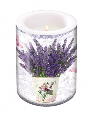 Servietten Blumenmotive,