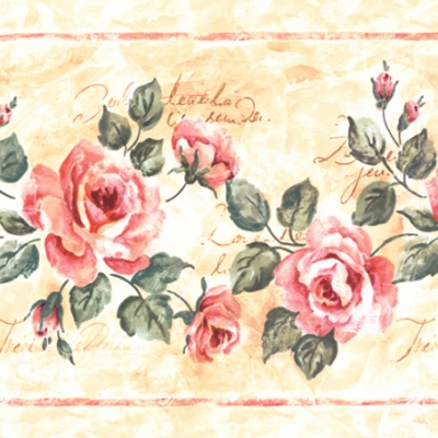 20 Servietten - 33 x 33 cm ROSES GRACE cream,  Blumen -  Sonstige,  Blumen - Rosen,  Blumen,  Everyday,  lunchservietten