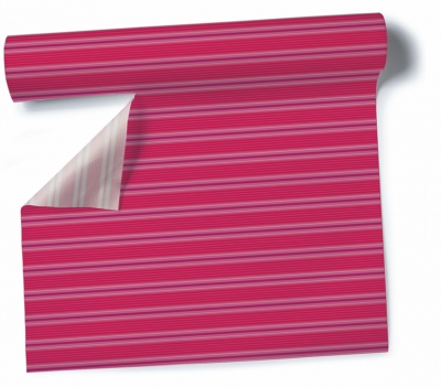 Tischläufer TL Unique stripes pink