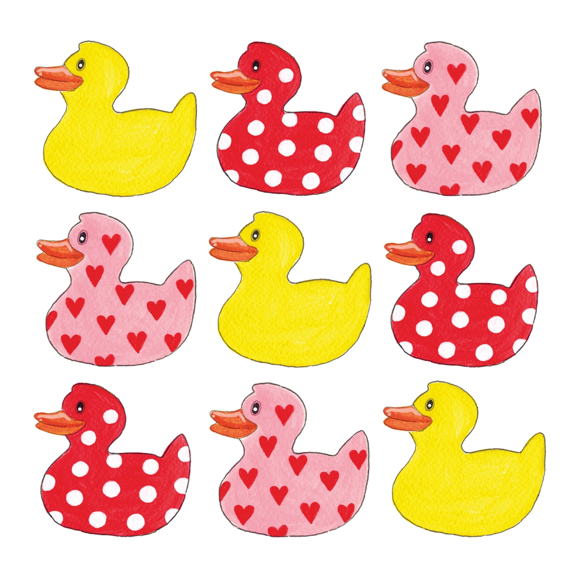 Paperproducts Design,  Tiere -  Sonstige,  Everyday,  lunchservietten,  Enten