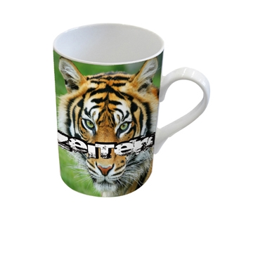 Becher Design@Home,  Tiger