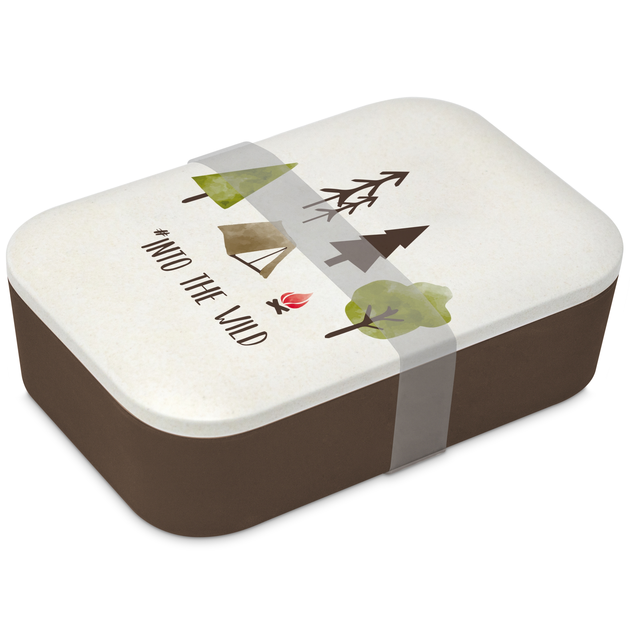 Bamboo Lunchbox -  Into the wild