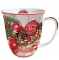 Porzellan-Tasse - Merry Little Christmas